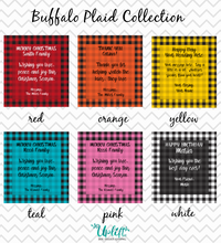 Load image into Gallery viewer, Buffalo Plaid Collection