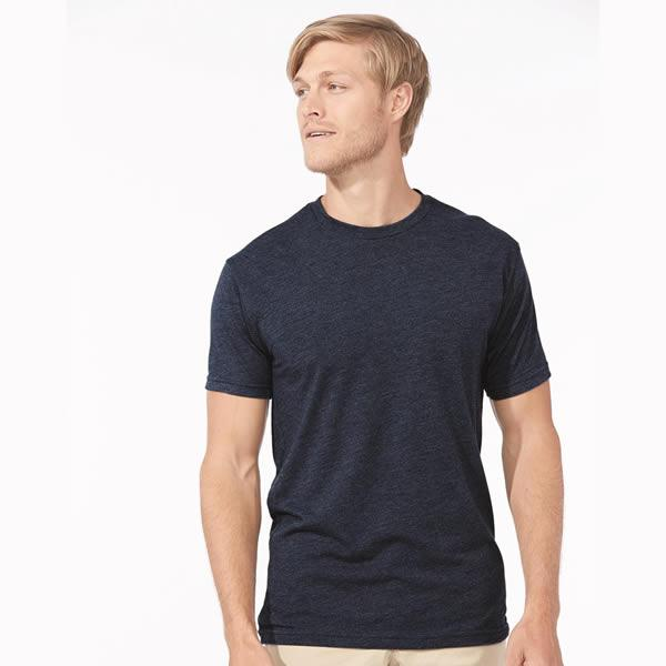 Daaaamn Friday Porch Men's Tri-Blend T-Shirt