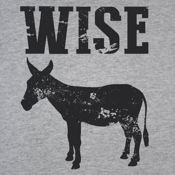 Wise Ass Men's Tri-Blend T-Shirt