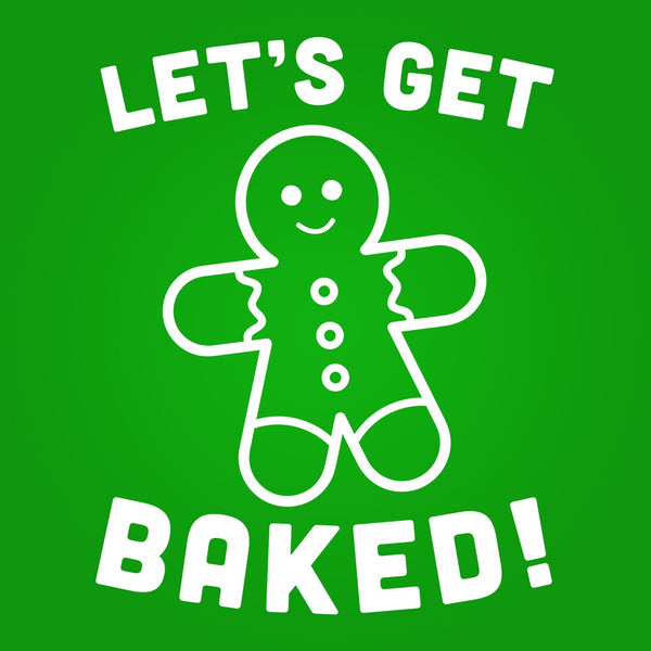 Get Baked Gingerbread Man Women's Relaxed Fit Tri-Blend T-Shirt