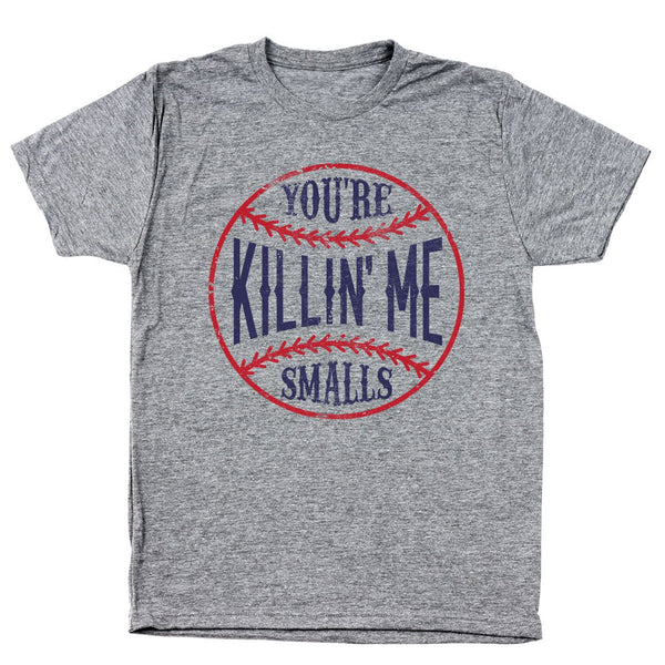 Killin Me Smalls Men's Tri-Blend T-Shirt