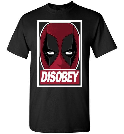 Deadpool Disobey T-Shirt