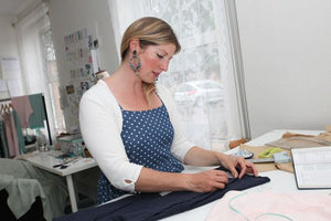 Award-winning designer creates beautiful nursing clothing