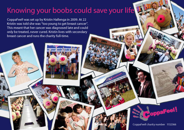 CoppaFeel! Breast Cancer Charity
