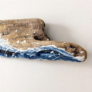 Driftwood Wall Art 35 | Coastal home decor art