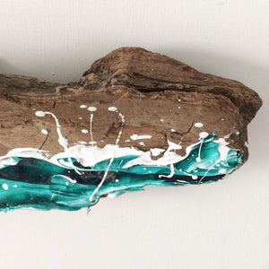 Driftwood Wall Art 37 | Coastal home decor art