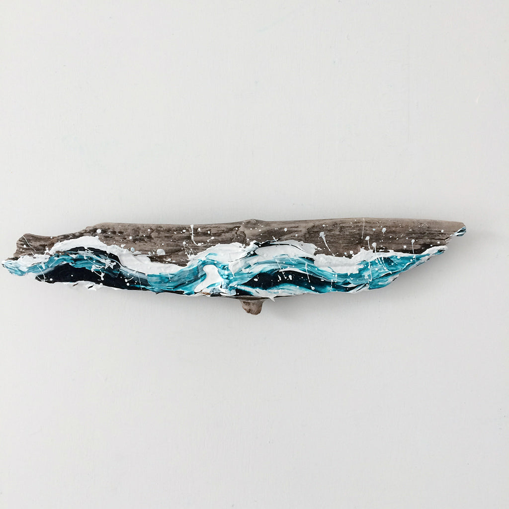 Driftwood Wall Art 40 | Coastal home decor art