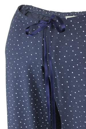 navy nursing pyjama trousers
