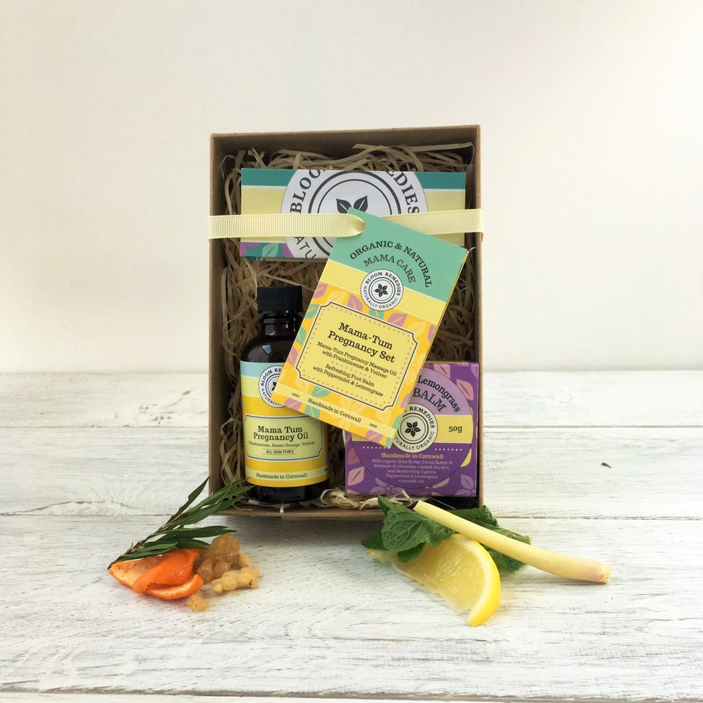 Bloom Remedies Pregnancy Gift Set