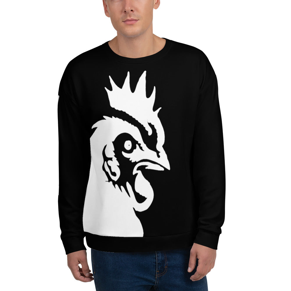 The Wildly Tasty Sweatshirt (Wing Man)