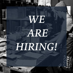 Position available at the roastery