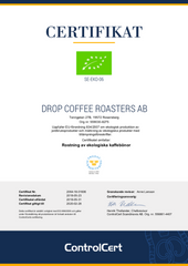 Drop Coffee Organic