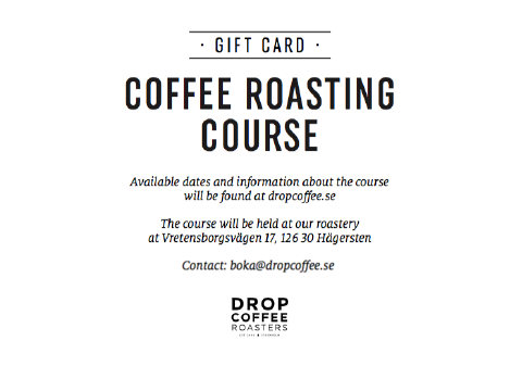 Coffee Roasting Course