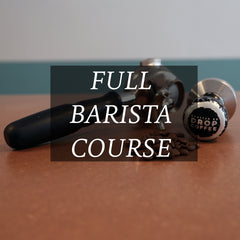 Full Barista Course