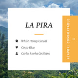 La Pira, White Honey Catuaí, Costa Rica