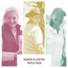 Women in Coffee - Triple Pack