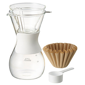 Kalita Glass Dripper Set