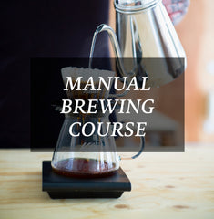 Manual Brewing Course