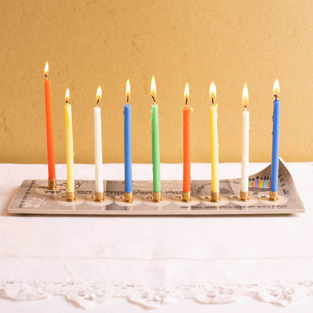 Hanuka Menorahs Collection