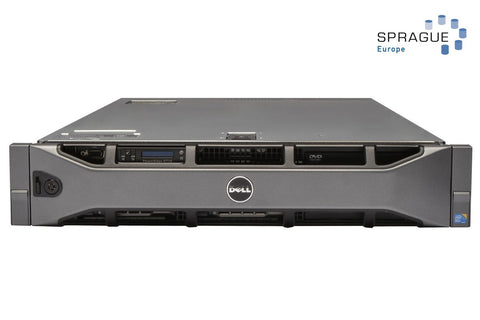 0PH074 Dell PowerEdge R710 – 2 x Xeon L5520 2.26 GHz - 36 GB RAM - 6 x 1TB HDD