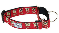 Martingale Collar Wide Width