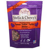 Stella & Chewy's Tummy Ticklin' Turkey Freeze-Dried Dinner Cat Food