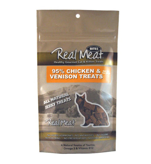 Chicken + Venison Treats