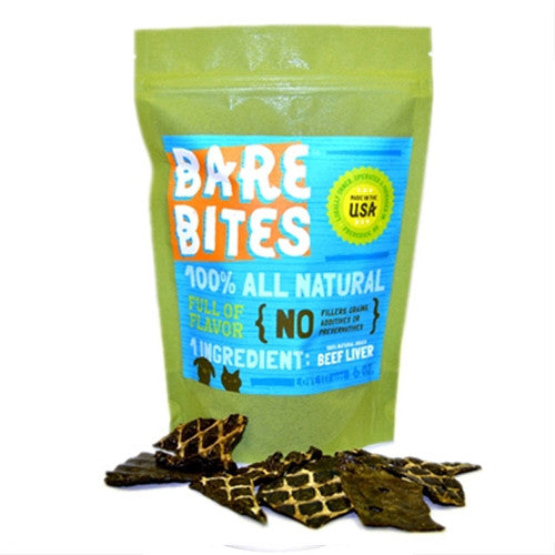 Bare Bites - Beef Liver Treats