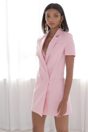 Eden Structured Blazer Dress | Final Sale