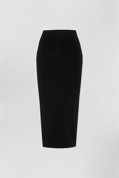 Koa Ankle Skirt - Black | Final Sale