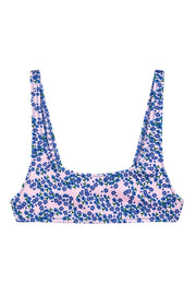 The Archie Sports Top | Final Sale- Strawberry Floral
