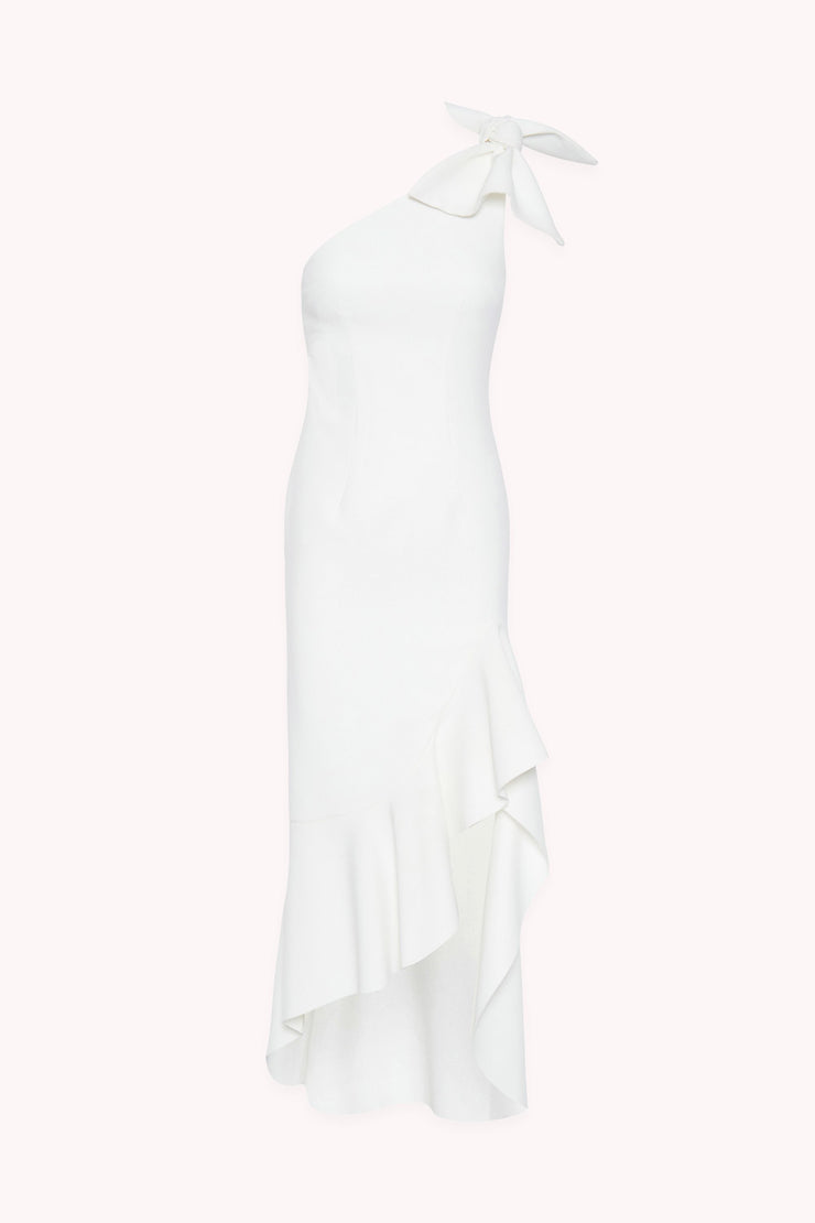 Tie Shoulder Wave Gown | Archive Sale