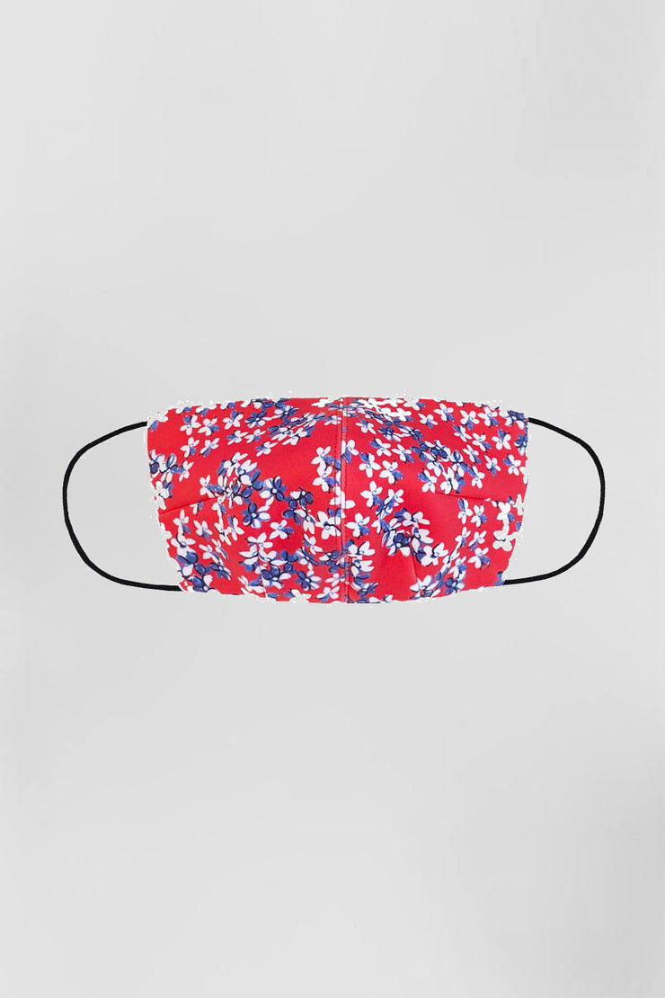 BYJNY MASK - Chilli Blossom Floral