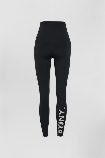 Johnny Sparkle Legging - Black Silver | Final Sale