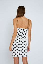 Akela Spot Mini Dress | Final Sale