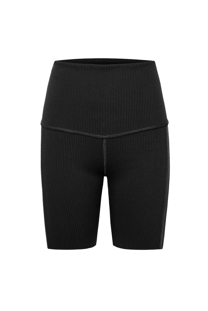 Rib Bike Short – Black