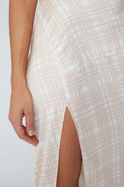 Sliced Out Asymmetric Dress | Final Sale