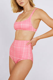 The Archie Sports Top - Pink