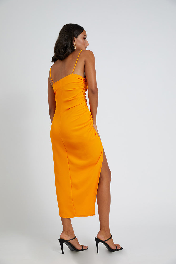 Calypso Slice Slip Dress | Final Sale