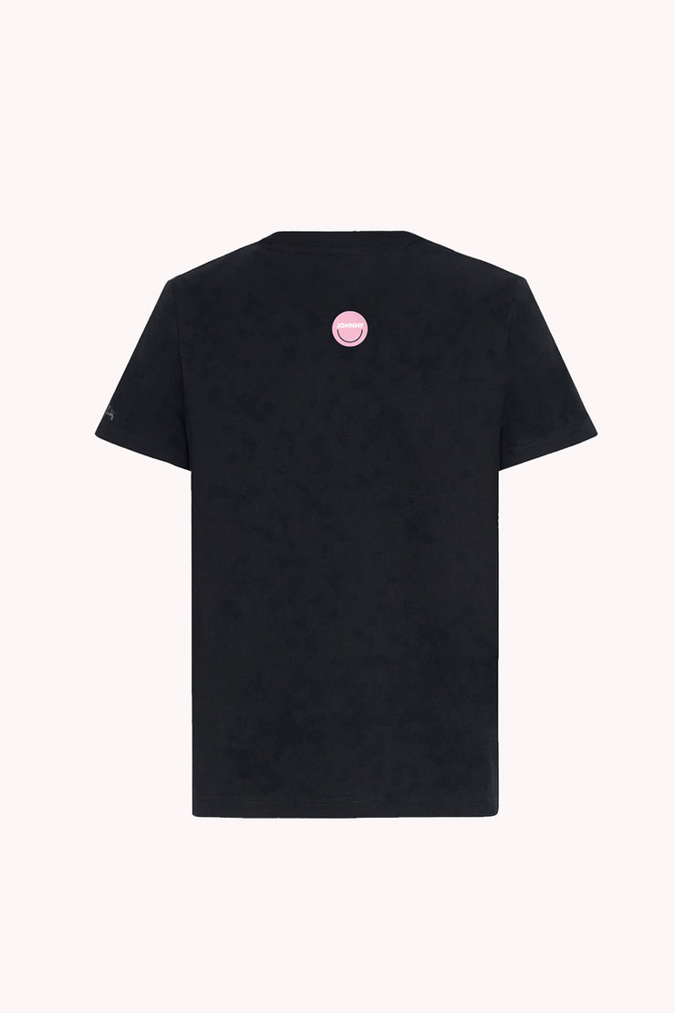 Little Smile Unisex Tee - Black | Final Sale