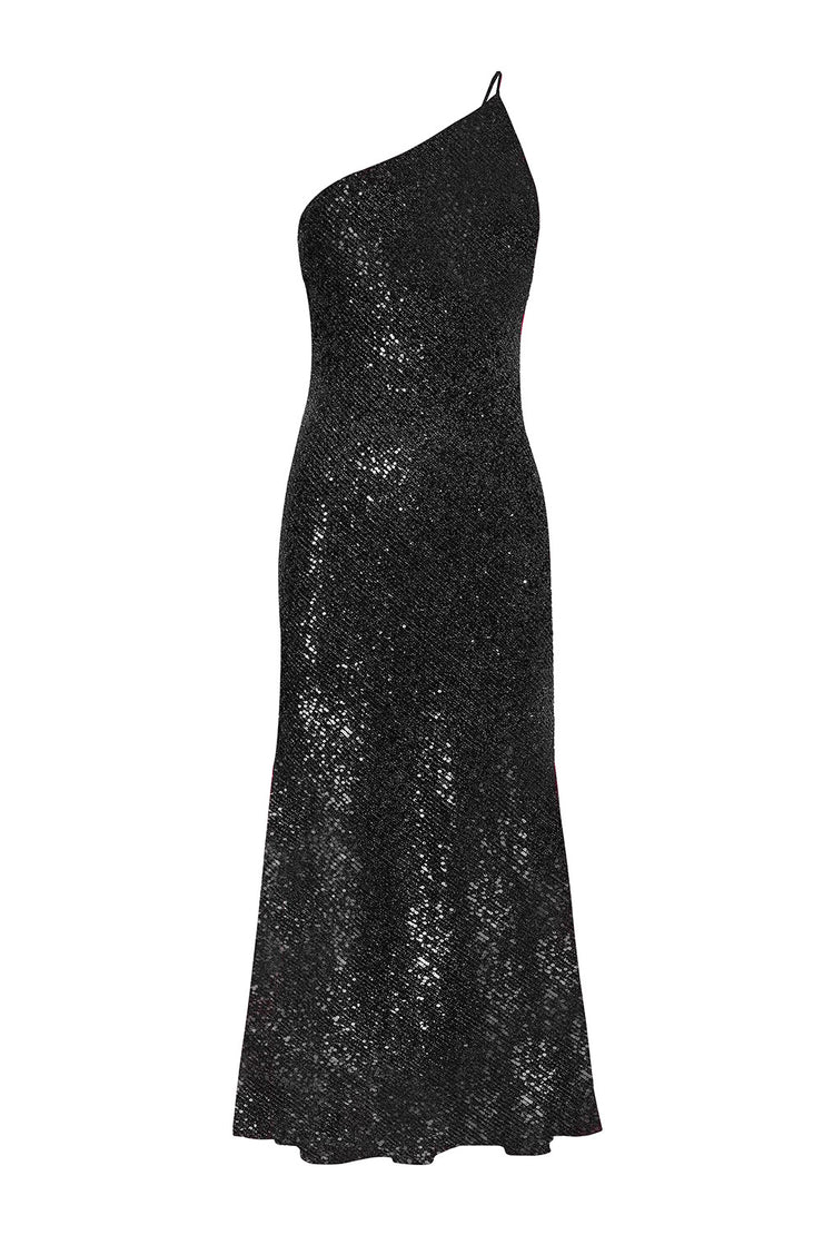 Night Sky Bias Dress