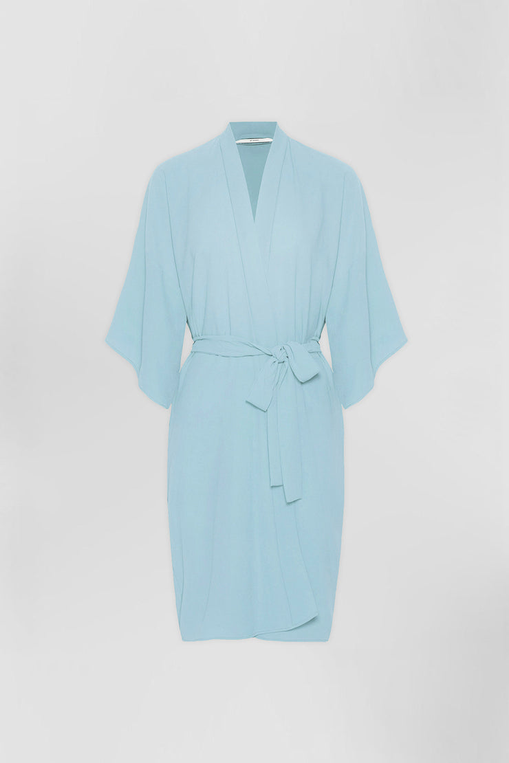 Zero Waste Robe - Blue