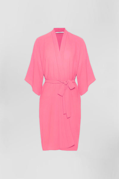 Zero Waste Robe - Candy Pink