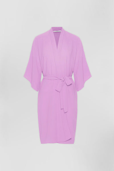 Zero Waste Robe - Purple