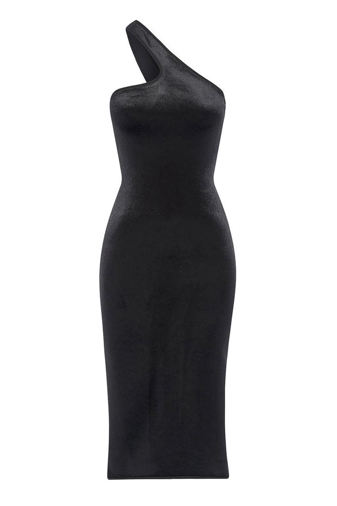 Velvet L Wave Midi Dress | Final Sale