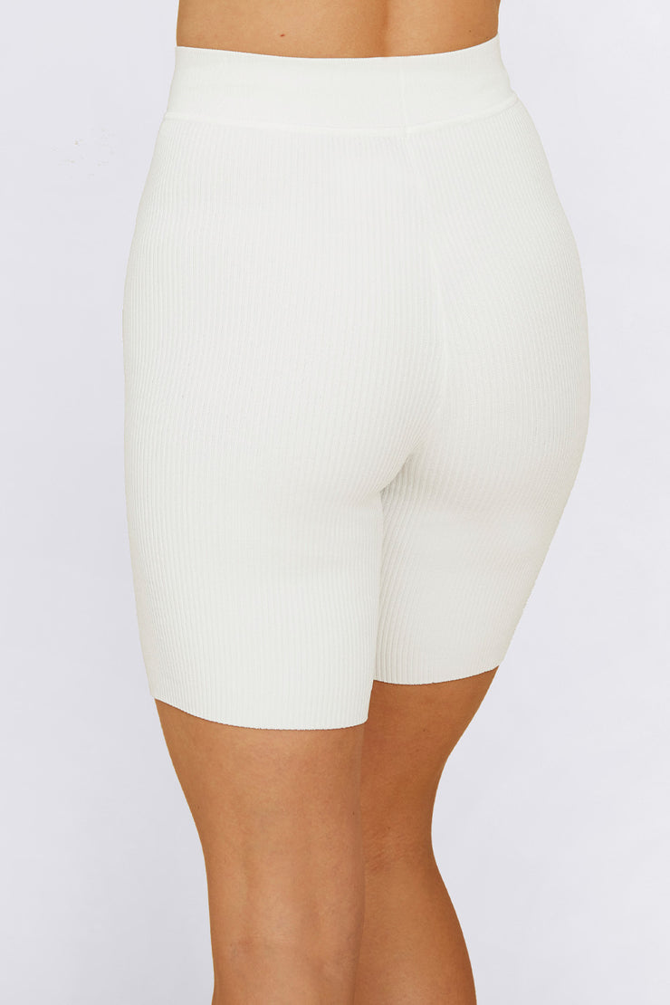 Johnny Weekend Short - White