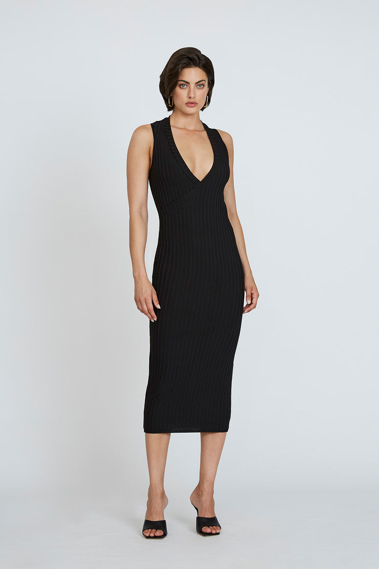 Marielle Twist Back Dress | Final Sale