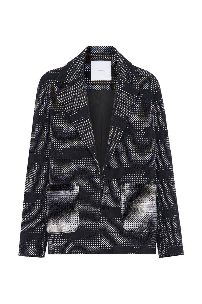 Static Oversized Blazer | Archive Sale