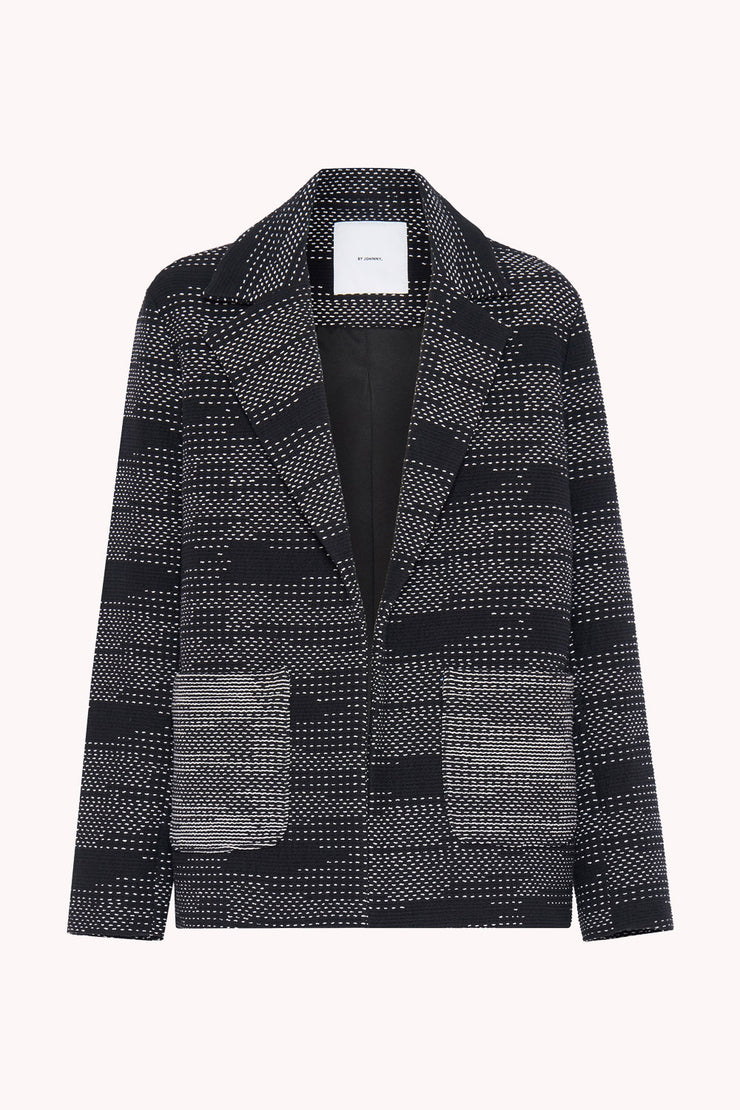 Static Oversized Blazer | Final Sale