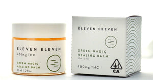 Green Magic Healing Balm (Coming Soon)